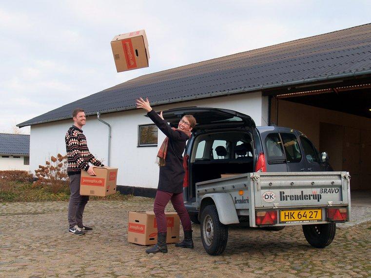 Depotrum hos Xtrarum.dk i Kolding giver dig ekstra opbevaringsplads til opmagasinering